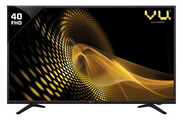 40 Inches VU LED TV
